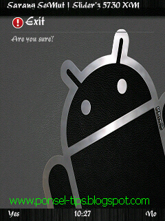 Black Android_240x320