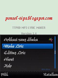 Lyric Maker