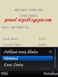 Lyric Maker2
