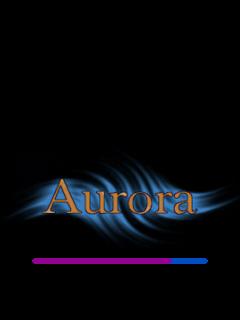 Opera Mini 6.5(27366) s60v3 Skin Aurora v2